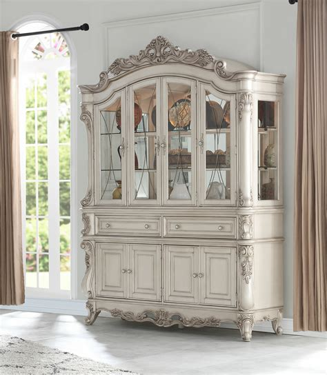 large dining room buffet  hutch dining room ideas