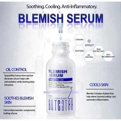 Blemish Serum By Brtc brtc blemish serum