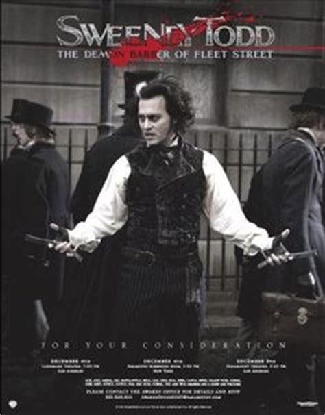 Im To See Sweeney Todd by Sweeney Todd Poster For Lyric Theatre My Design