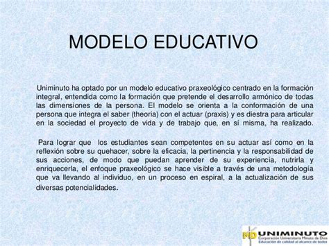 imagenes modelo educativo uniminuto uniminuto