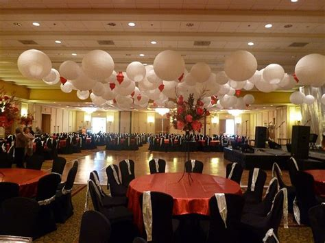 marriott party themes paper lantern decorations at company at the marriott in newton ma via flickr birds of