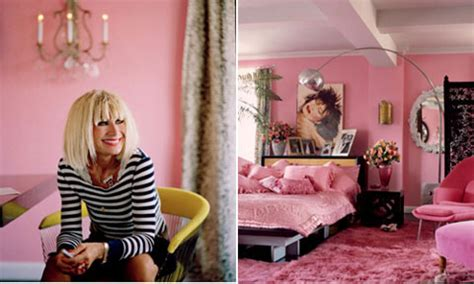 betsey johnson home decor pink apartment interior design 03 plushemisphere