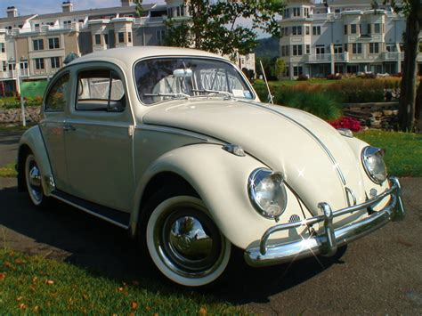 Vw Beetle Classic Interior