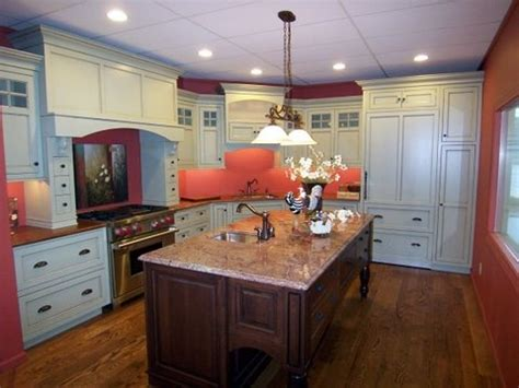 Black Granite Top Kitchen Island cherry kitchen island archives north country cabinets