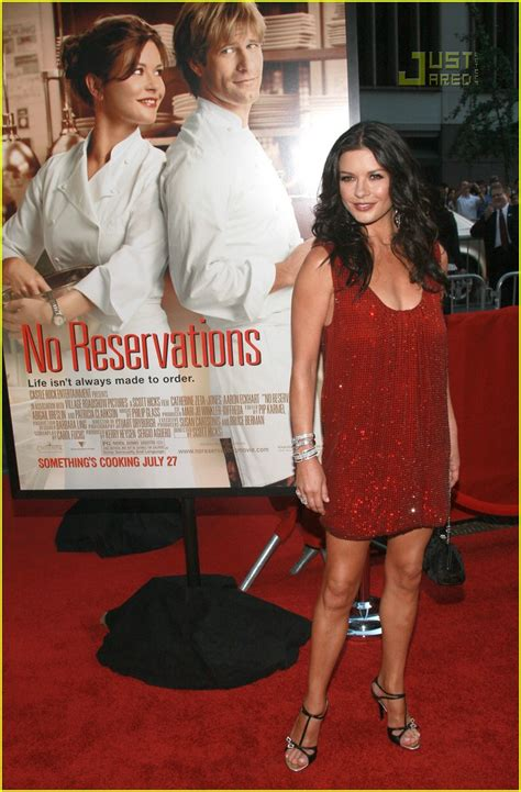 Catherine Zeta Jones In A Emanuel Ungaro Mini Dress At The No Reservations Premiere by Sized Photo Of Catherine Zeta Jones Ungaro Dress 05