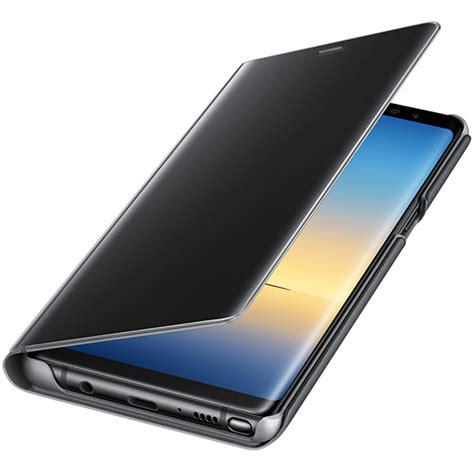 Jual Samsung Clear View Standing Cover Galaxy Note 8 Origina T1910 4 husa flip clear view standing samsung galaxy note 8 ef