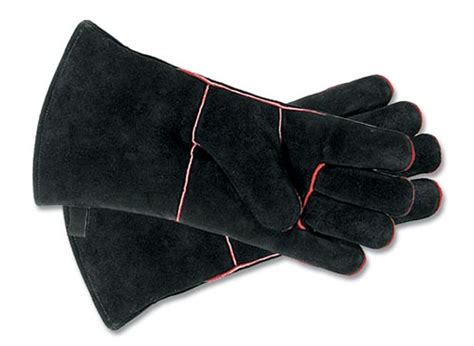 leather fireplace gloves wood stove fireplace insert