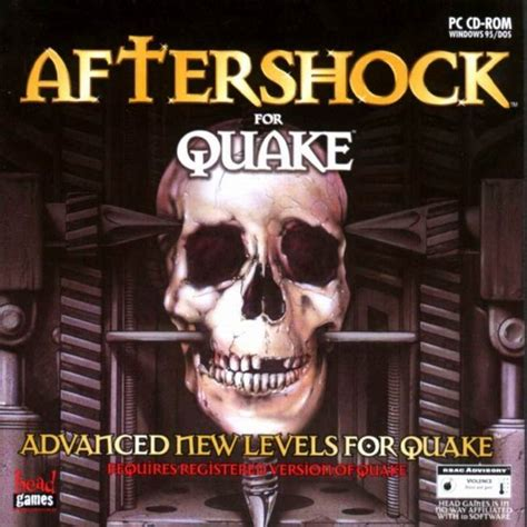 aftershock one s quest and the quake on everest books quake addon aftershock 1996 id software