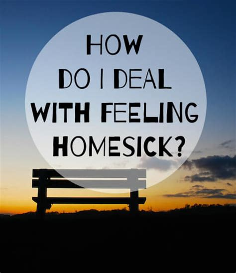 part 3 how do i deal with feeling homesick channon gray