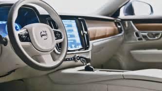 Volvo S90 Interior Volvo S90 Interior 2017