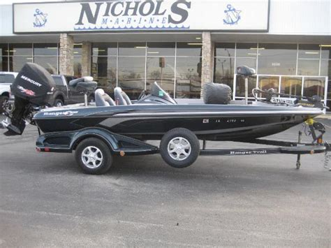 ranger bass boat for sale oklahoma ranger z 518 boats for sale in oklahoma