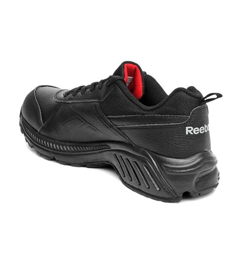 Reebok Running Abu No 42 reebok black shoes leather nolimit nu