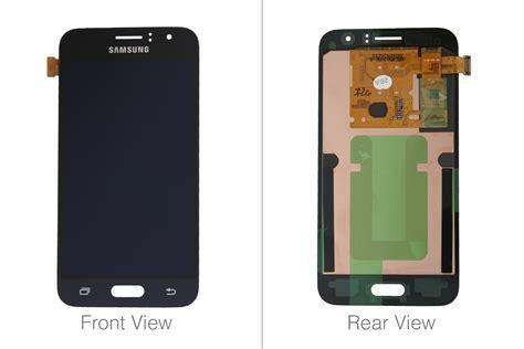 Lcd Touchscreen Samsung J1 genuine samsung galaxy j1 2016 sm j120 black lcd screen digitizer gh97 18224 ebay