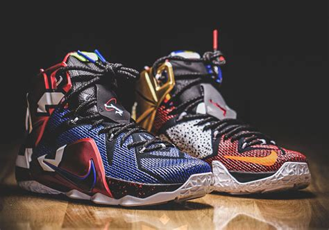 the new lebron sneakers lebron 12 news release dates
