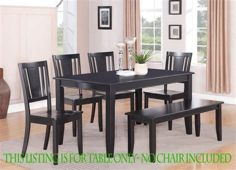 no room for kitchen table rectangular dining room kitchen table in black 36 quot x60 quot no