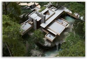 Falling Water Floor Plan official fallingwater detailed model architectural
