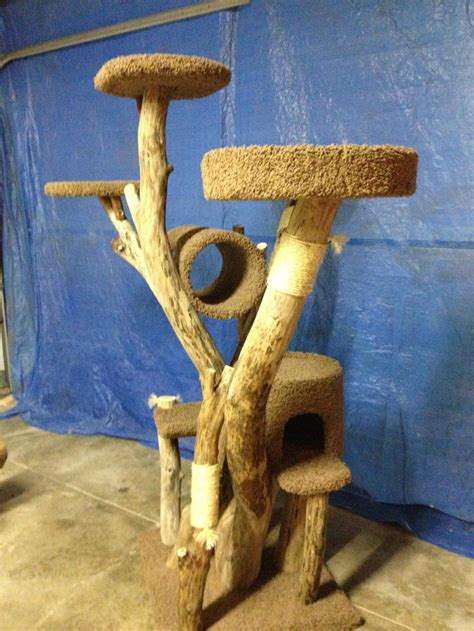 diy cat trees for large cats home decor amp furniture