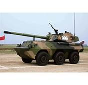 PTL 02 PTL02 Assault Gun Tank Destroyer Wheeled Armoured