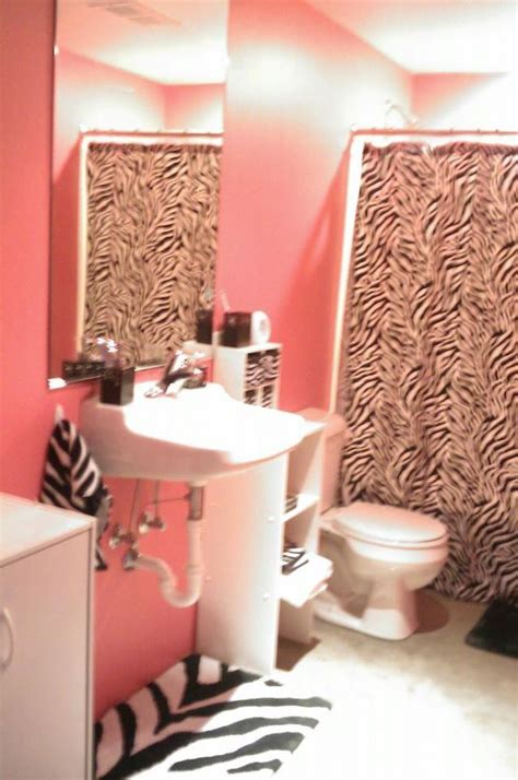 zebra print bathroom ideas 37 best zebra print bathroom accessories images on