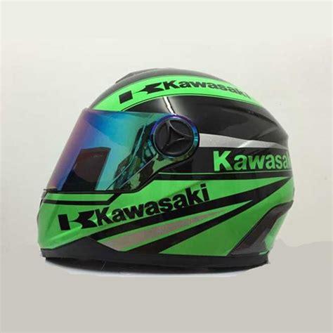 Motorradhelm Kawasaki by Online Kaufen Gro 223 Handel Kawasaki Helm Aus China Kawasaki