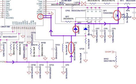 Cm501 Ic Smd By Digitalmas Co Id belajar tv lcd led memahami sirkit boost up cm501