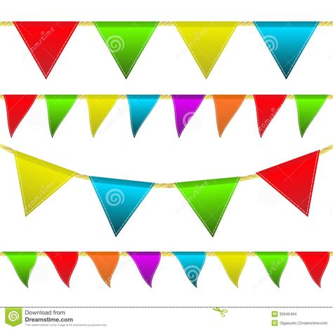 colored flags colorful flags stock images image 32945464