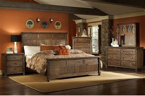 rustic bedroom furniture for new inspiring look laredoreads