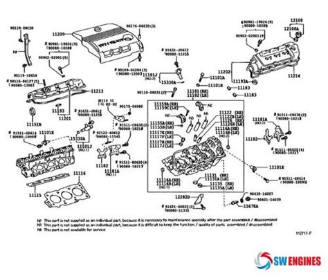 motor repair manual 2005 toyota camry transmission control 21 best images about engine diagram on to be cars and ideas