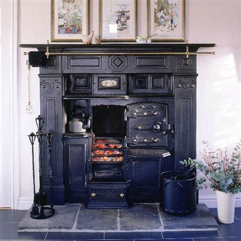 reproduction range cooker   victorian kitchen