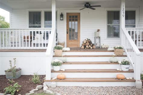from my front porch to yours farmhouse love fall farmhouse front porch farmhouse on boone