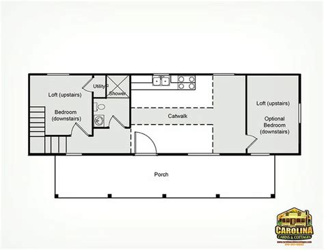 14 x 40 floor plans with loft bear lake series model 102 84 best images about cottage architecture on pinterest