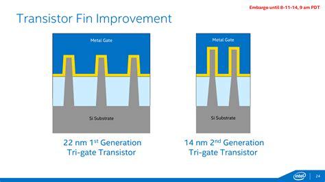 transistor w15nb50 introducing intel s 14nm node 28 images introducing intel s 14nm node and the broadwell