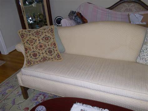 romantic couch romantic sofa cream fabric wood legs south carolina