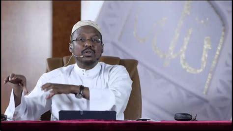 Set Muslim Kana Daawo Quranka Iyo Sayniska Sheekh Mustafe Xaaji Ismaaciil