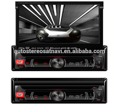 Portable Wireless Metting Krezt Was 110fv wholesale one din 7inch in dash car dvd player one din car multimedia system alibaba