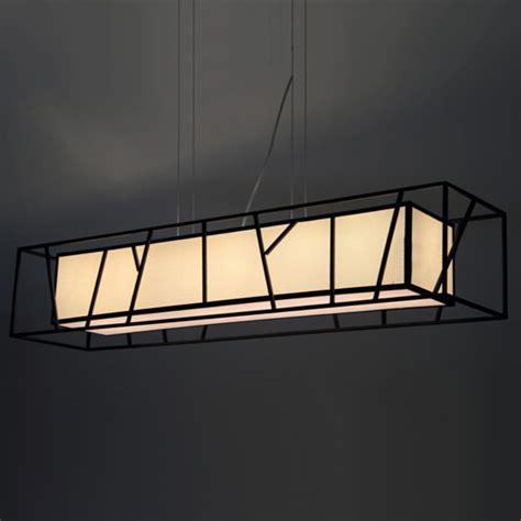 rectangular fabric chandelier 28 images arturo 8 light