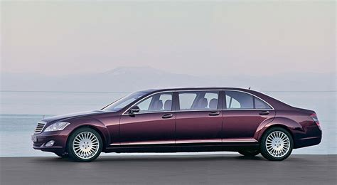New Limousine by New Limousine In Town Binz S Class Limousine Concept News