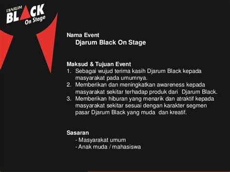 Surat Sponsor Event by Contoh Sponsorship Event Konser Musik