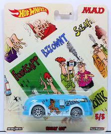 Wheels Hw Haulin Gas Mad Magazine K Pop Culture Hotwheels haulin gas model trucks hobbydb
