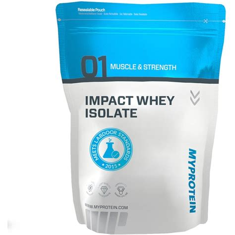 Myprotein Impact Whey Protein Isolate 2 Lbs Repack Eceran Free buy impact whey isolate myprotein us