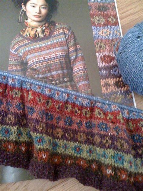 kaffe fasset knitting lidiya pattern by kaffe fassett