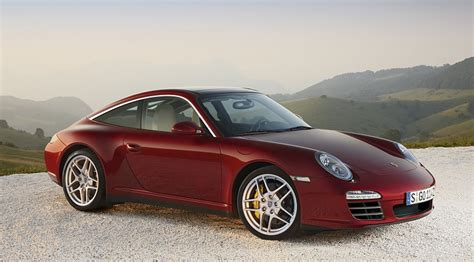 porsche dark red porsche 911 targa 4s 2008 review by car magazine
