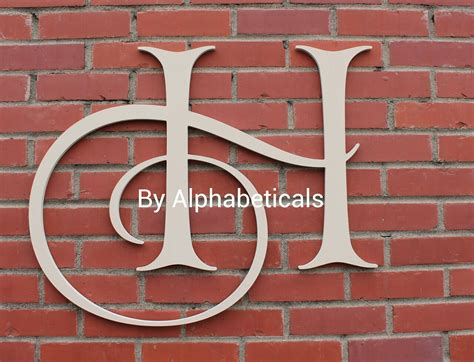 decorative letters to hang on wall h wall decor wooden letters decorative wall by alphabeticals
