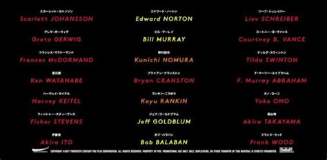 isle of dogs cast isle of dogs trailer new wes animation boasts quite the voice cast the