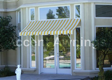 decorative awning decorative and spear stationary awnings