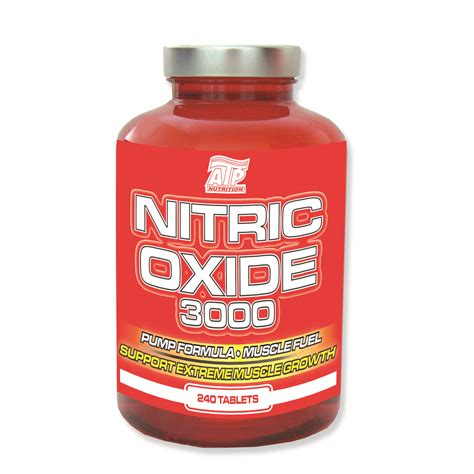 supplement nitric oxide nitric oxide 3000 atp nutrition