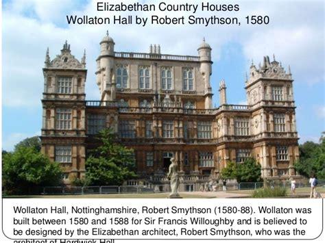 English Tudor Floor Plans Renaissance Architecture In England