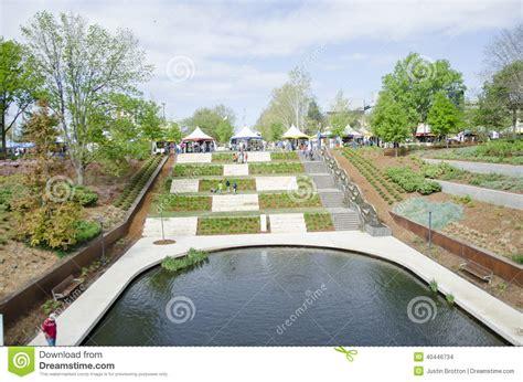 Oklahoma City Botanical Garden Myriad Garden Clipart Clipground