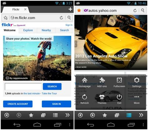 boat browser android 2 1 boat browser быстрый интернет браузер android