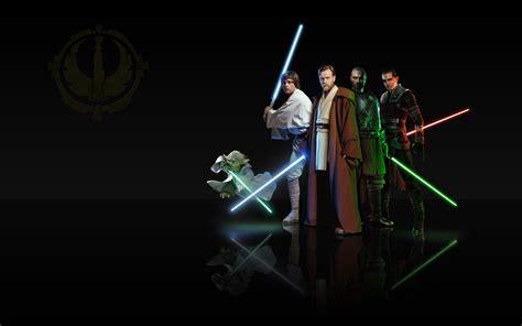 Star Wars Jedi Obi Wan Kenobi Light Side Wallpapers Light Wars